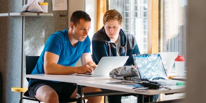 VIDEO Q&A: Meet Andrew, Master of Entrepreneurship student