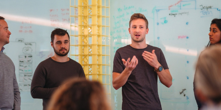 Student stories: Belgian physio finds entrepreneurship