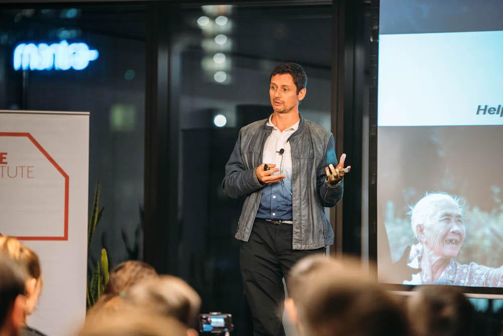 WADEx new ideas forum regional startups david davies
