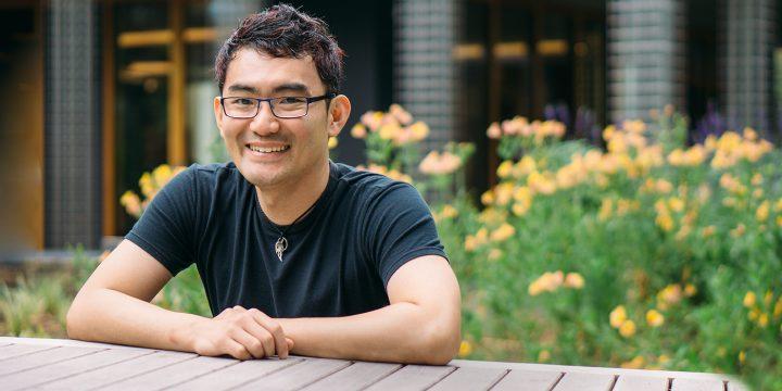 Student story: Meet Willian, part researcher & part entrepreneur