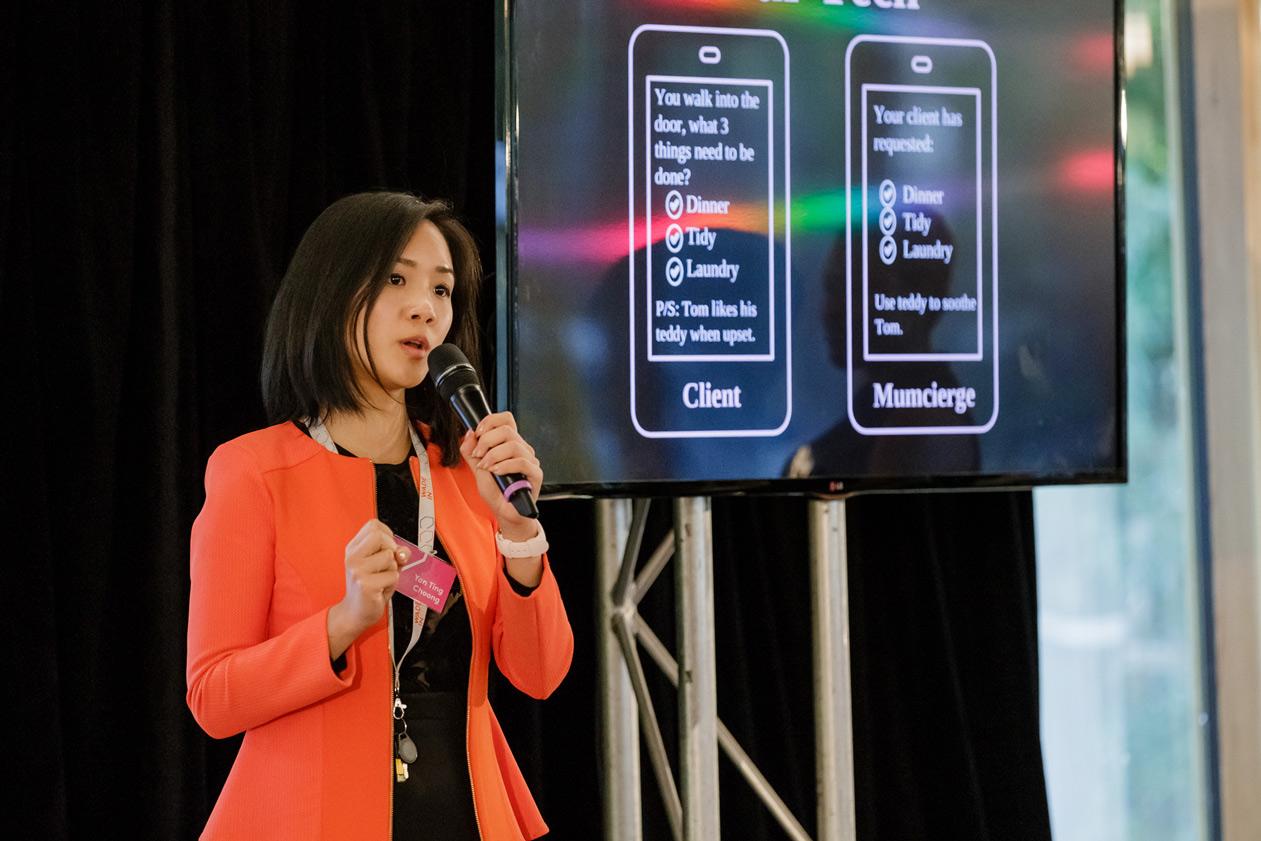 Mond Qu designer founder_study master of entrepreneurship
