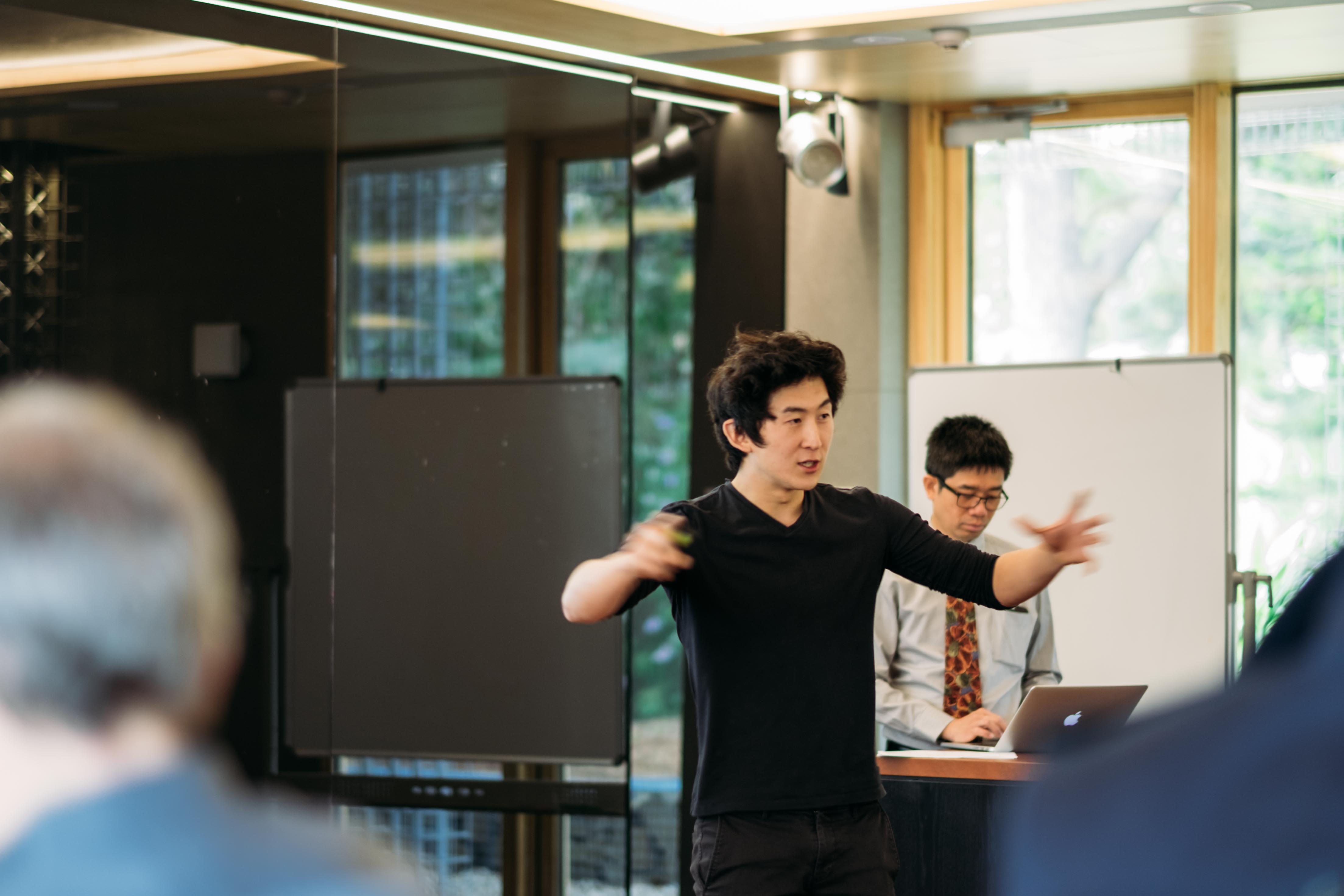 study master of entrepreneurship australia startup vic