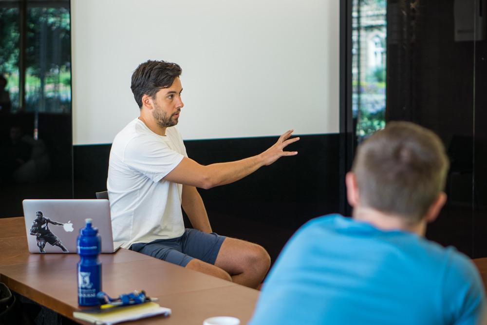 Nick-Crocker-Guest-Speaker-Wade-Institute-Entrepreneurship