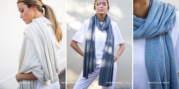 Starting a business after a full career and kids, Margie Moroney – HOLOS Knitwear