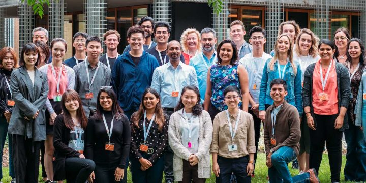 Meet 29 new entrepreneurs in training