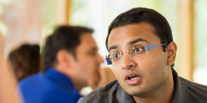 Student Story: Meet Arjun, Humanitarian Entrepreneur